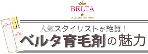 ベルタ育毛剤の魅力